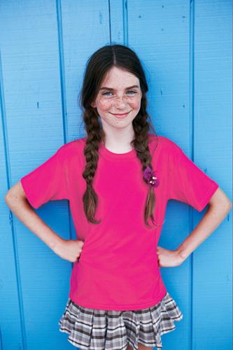 HC Junior tričko bavlna, pracovní oděv pro mládež