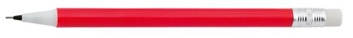 Castle tužka s gumou, 0,7 mm