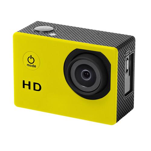 Komir sportovní kamera