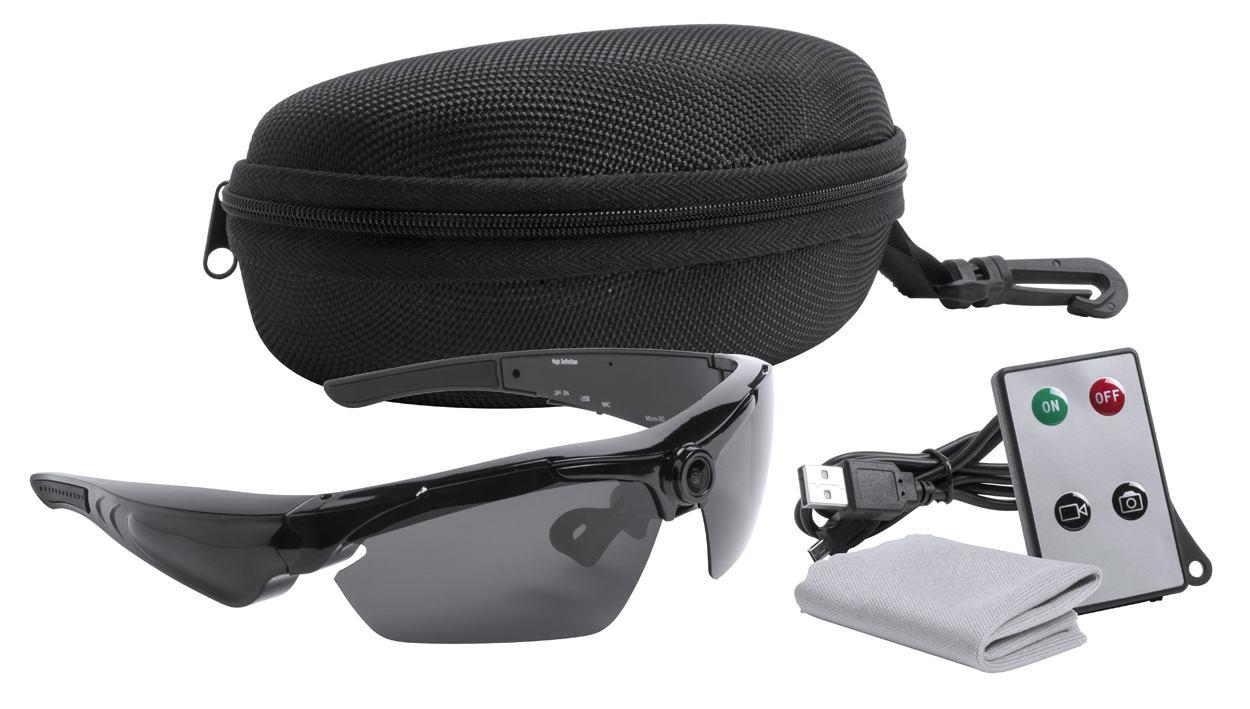 Smith sluneční brýle s kamerou