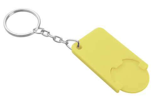 Beka klíčenka na mince