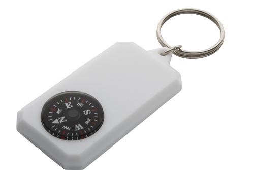 Magellan klíčenka s kompasem