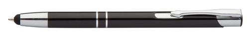Tunnel dotykové kuličkové pero