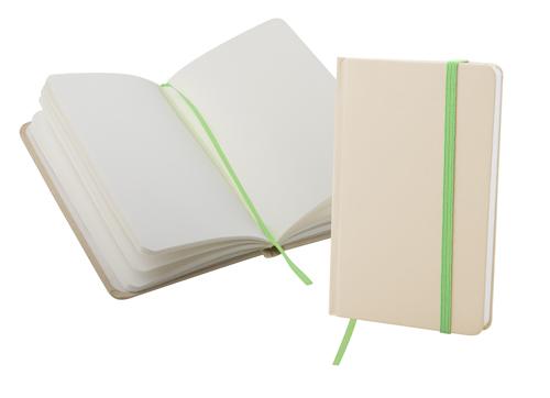 Econote zápisník z recyklovaného papíru