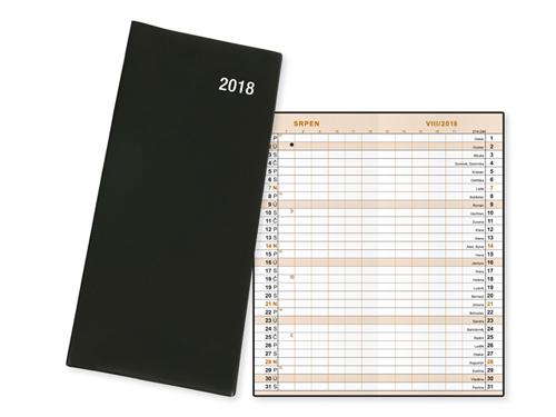 HELENA 2018 - plánovací záznamník