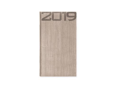 TIMBER CZ 2019 - diář kapesní vertikální