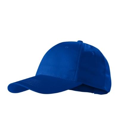 Sunshine čepice unisex královská modrá nastaviteln