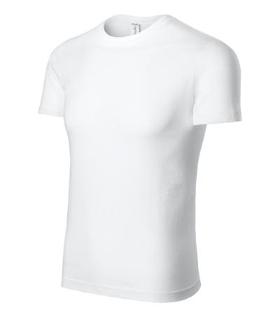 Parade tričko unisex bílá XL