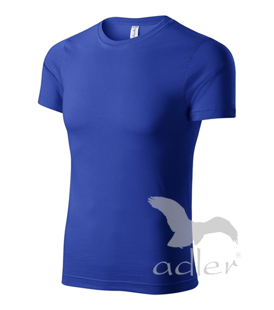 Parade tričko unisex královská modrá L