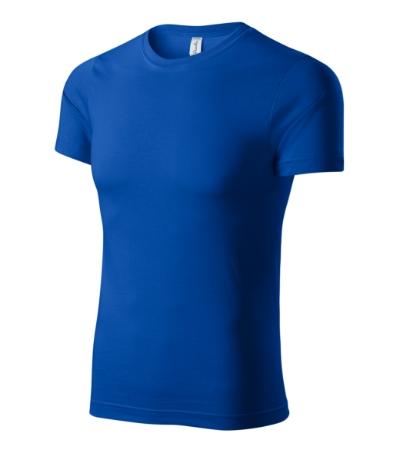 Peak tričko unisex královská modrá XL