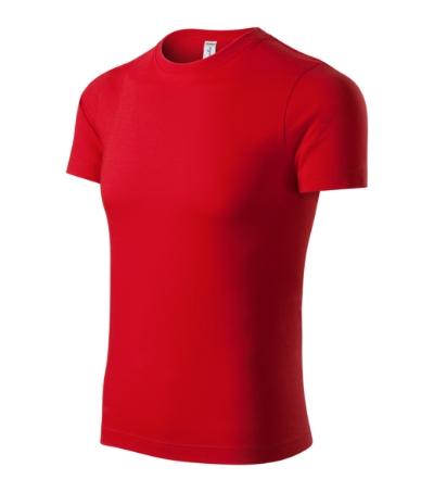 Peak tričko unisex červená XXXL