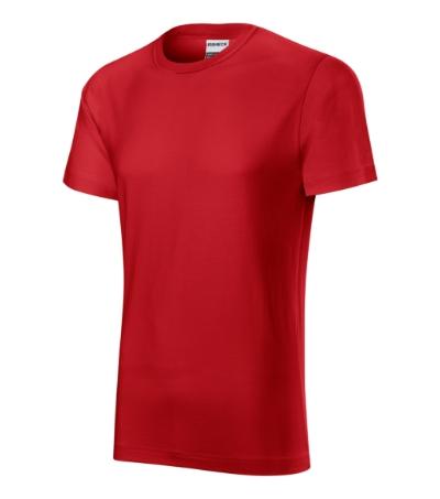 Resist heavy tričko pánské červená L