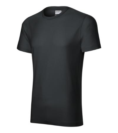 Resist heavy tričko pánské ebony gray 3XL