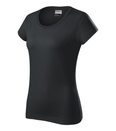 Resist heavy tričko dámské ebony gray L