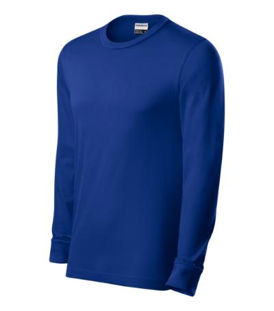 Resist LS triko unisex královská modrá M