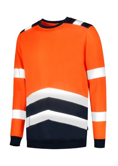Mikina unisex Sweater High Vis