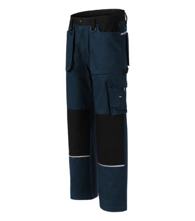Woody pracovní kalhoty pánské námořní modrá 2XL