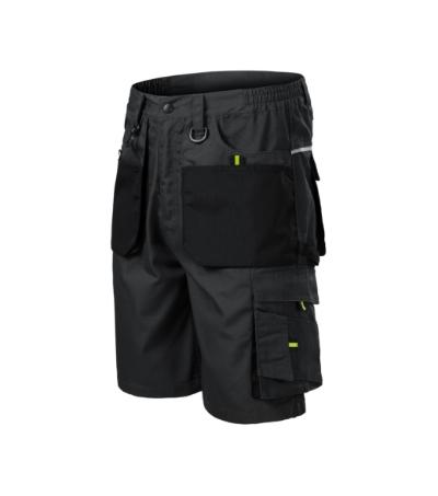 Ranger šortky pánské ebony gray XL