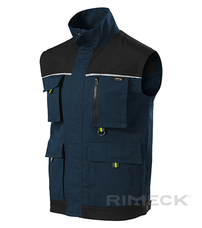 Ranger pracovní vesta pánská námořní modrá L