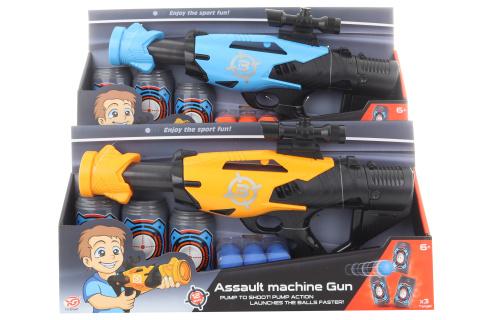 Pistole na pěnové míčky