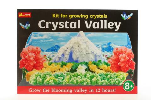 Krystalové údolí - experimentální sada