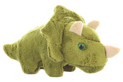 Plyš Triceratops malý