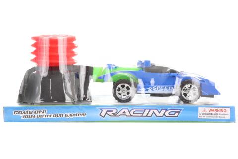 Vystřelovací auto