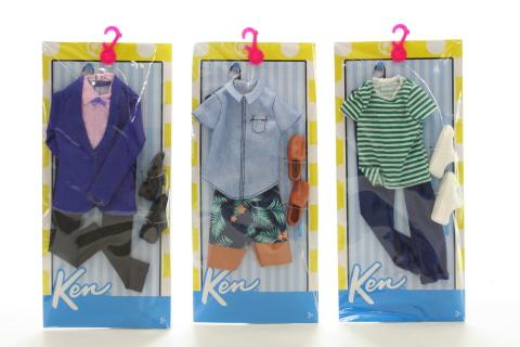 Barbie oblečky pro Kena CFY02