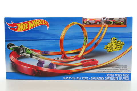 Hot Wheels Track Builder Super dráha Y0276