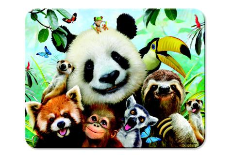 Magnet Zoo selfie