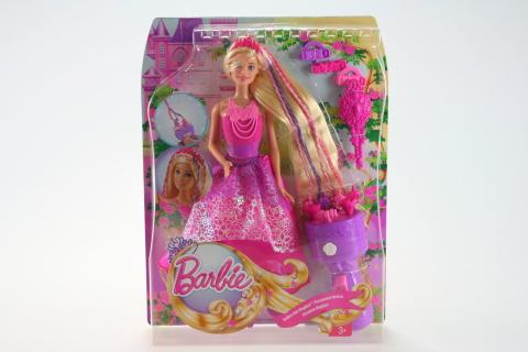 Barbie Kouzelné vlasy DKB62