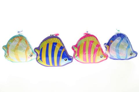 Pokladnička rybička plech