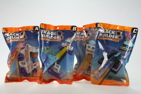 Hot Wheels Track Builder set doplňků DLF01