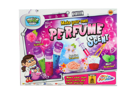 Experimenty s parfémy