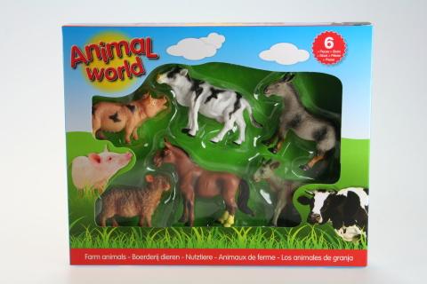 Domácí zvířátka- zvířecí svět
