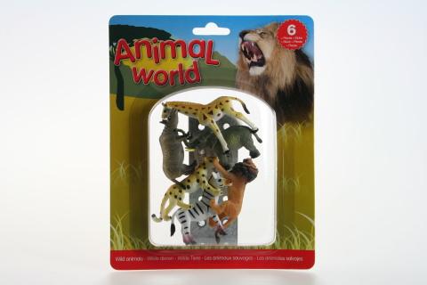 Zvířátka - divoká