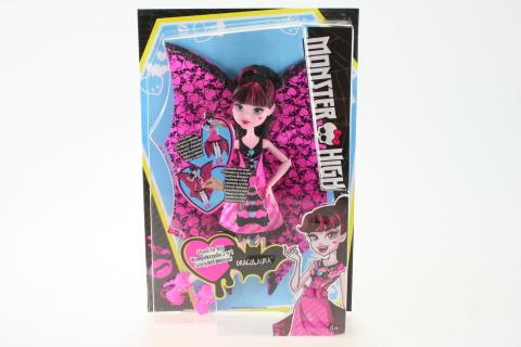 Monster High Netopýrka Draculaura DNX65