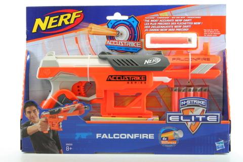 Nerf Accustrike FalconFire  TV 1.2.- 30.3.2017