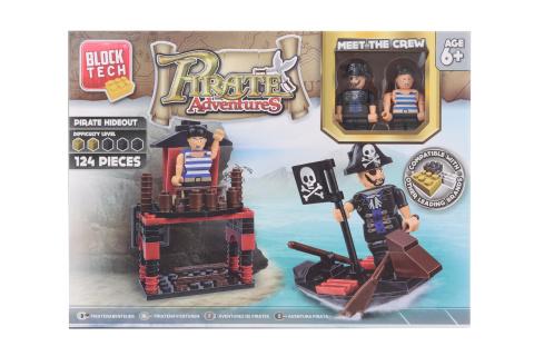 Stavebnice Piráti