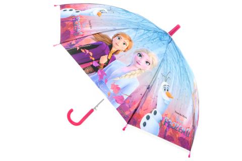 Deštník Frozen II vystřelovací