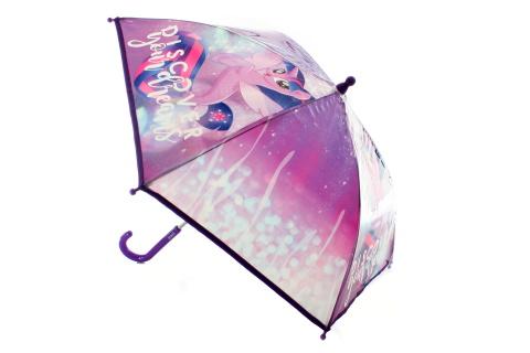 Deštník My Little Pony fialový manuál