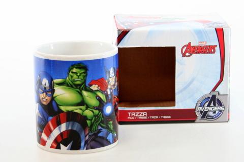 Hrneček Avengers