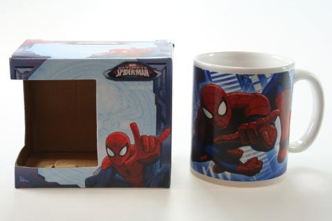 Hrneček Spiderman