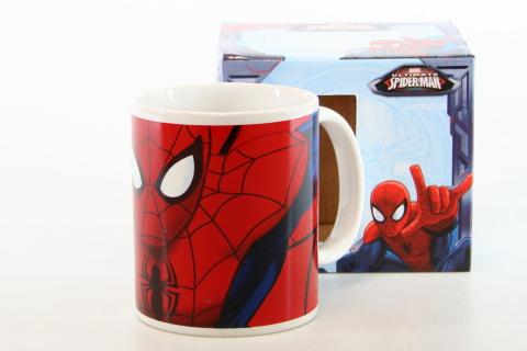 Hrneček Spiderman 310 ml