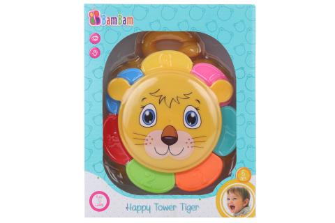 BAM BAM Veselá věž tygr