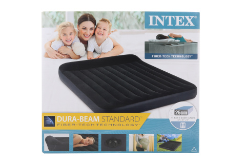 INTEX Matrace King 183 x 203 x 25 cm