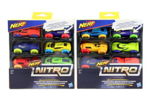 Nerf Nitro náhradní nitro 6 ks