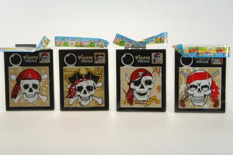 Hlavolam Pirát - přesouvačka