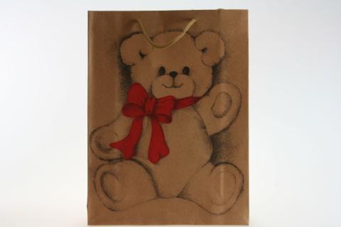 Dárková taška Medvěd Maxi