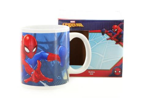 Hrneček keramický Spiderman